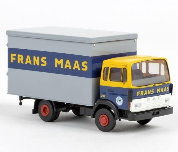 "34802 - Brekina - DAF 900 Koffer-LKW ""Frans Maas"""