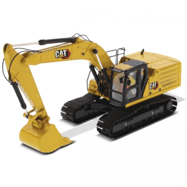 85586 - Diecast Masters - Cat 336 Hydraulic Kettenbagger - Next Generation