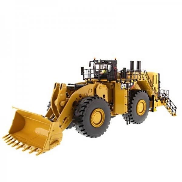 85505 - Diecast Masters - Caterpillar CAT 994K Radlader - Stein Konfiguration