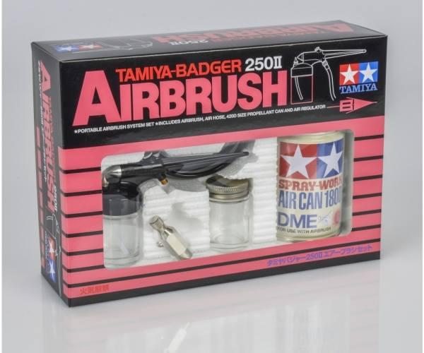 74404 - Tamiya - Badger 250 II Airbrush-Set