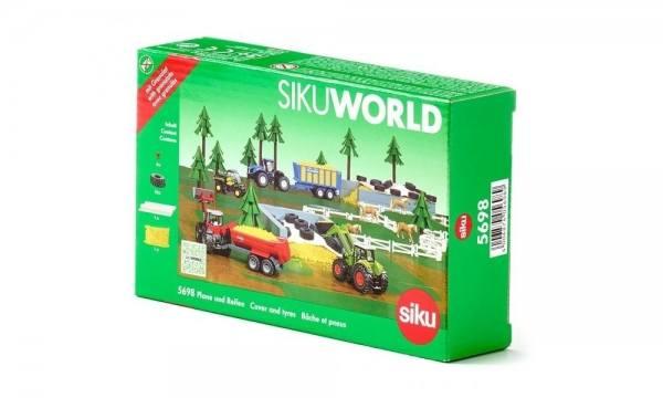 5698 - Siku - Plane und Reifen