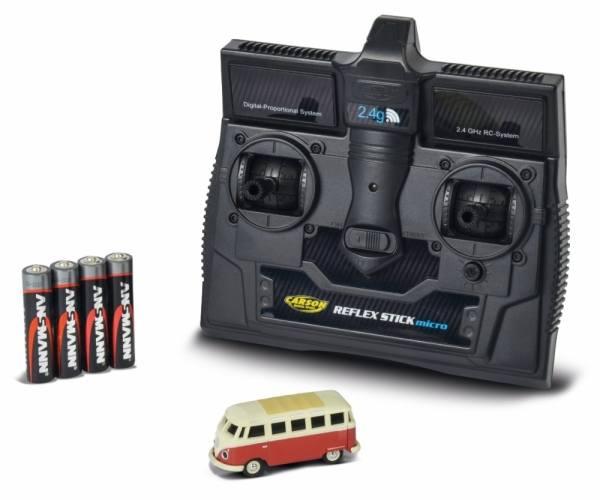 500504119 - Carson - VW T1 Samba Bus mit Fernbedienung 2.4 G