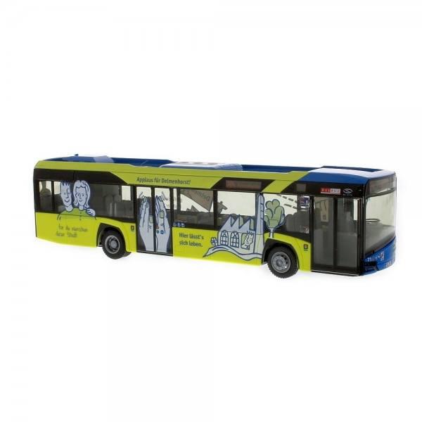"73017 - Rietze - Solaris Urbino12 `14 Stadtbus, 2-türig ""Delbus, Delmenhorst - Linie 204"""