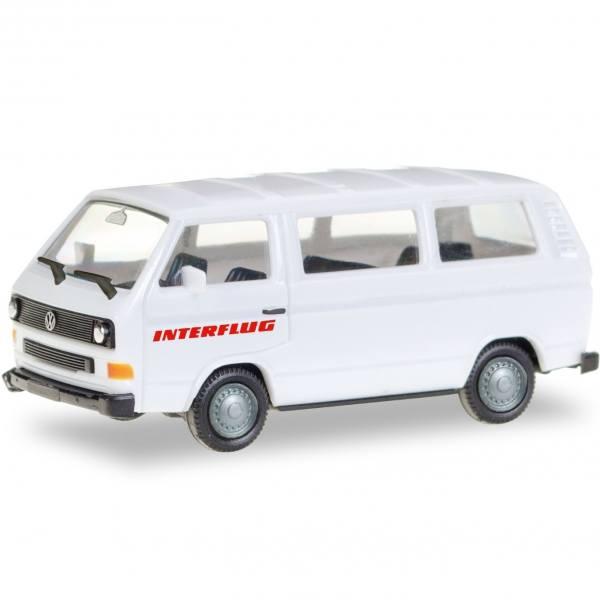 "094658 - Herpa - VW T3 Bus ""Interflug - A310 Service"""