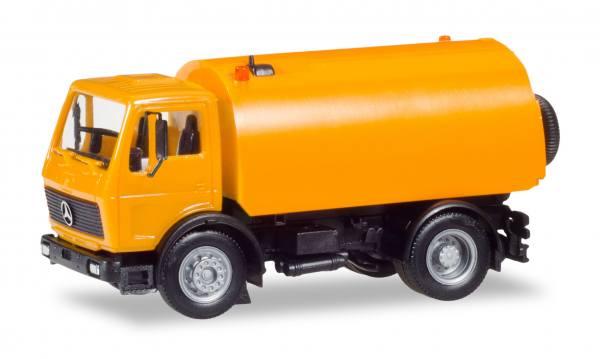 309554 - Herpa Basic - Mercedes-Benz Schörling Kehrfahrzeug - Kommunal