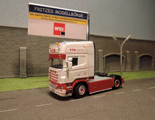 02-1154 - WSI - Scania R5 TL 2achs Zugmaschine 4x2 - VTB -