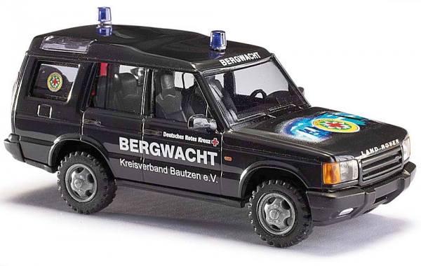 """51919 - Busch - Land Rover Discovery """"DRK / Bergwacht Bautzen"""""""