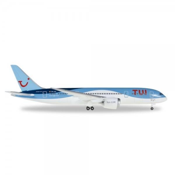 530163 - Herpa - TUI Airlines Belgium (Jetairfly)  Boeing 787-8 Dreamliner  - 1:500