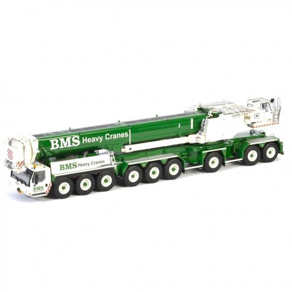51-2080 - WSI - Liebherr LTM 1750-9.1 Mobilkran - BMS Heavy Cranes - DK -
