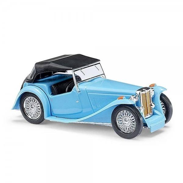 45912 - Busch - MG Midget TC, blau