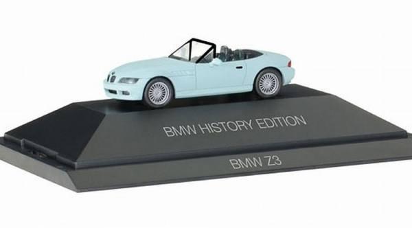 "102032 - Herpa - BMW Z3, hellgrün ""History Edition"" PC"