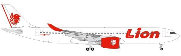 533676 - Herpa - Lion Air  Airbus A330-900 neo - PK-LEI -