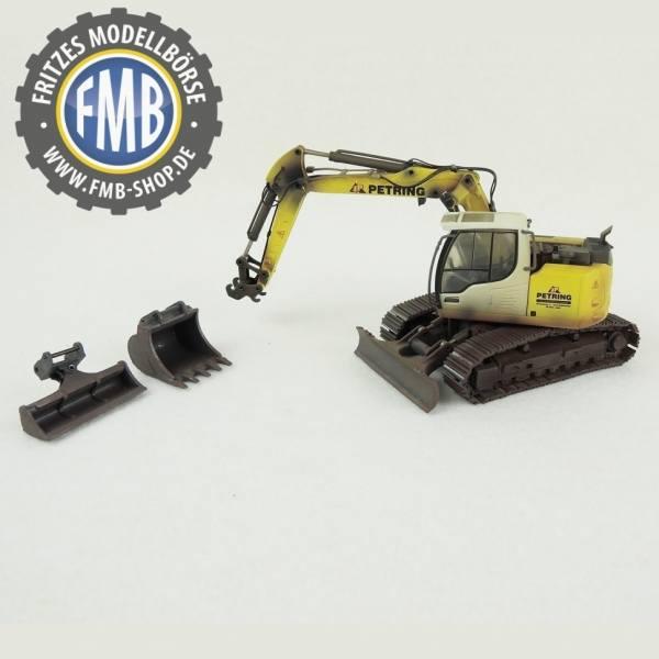 Conrad - Liebherr R 920 Compact Raupenbagger mit Verstellausleger - gealtert - Petring