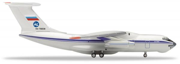 "532631 - Herpa - 224. Flight UnitState Airlines  Ilyushin IL-76 ""RA-78838"" - 1:500"