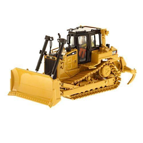 85910 - Diecast Masters - CAT Raupen Bulldozer D6R