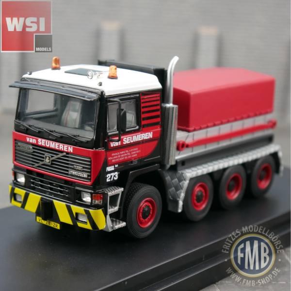 410246 - WSI - Terberg F1850 8x4 4achs Zugmaschine mit Ballastbox - Van Seumeren / Mammoet