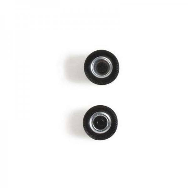 053013 - Herpa - Radsätze für Zugmaschine - zweiteilig silber/schwarz
