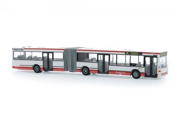 "76411 - Rietze - Mercedes-Benz O 405 GN2 Gelenk-Stadtbus, 3türig ""Bogestra"""