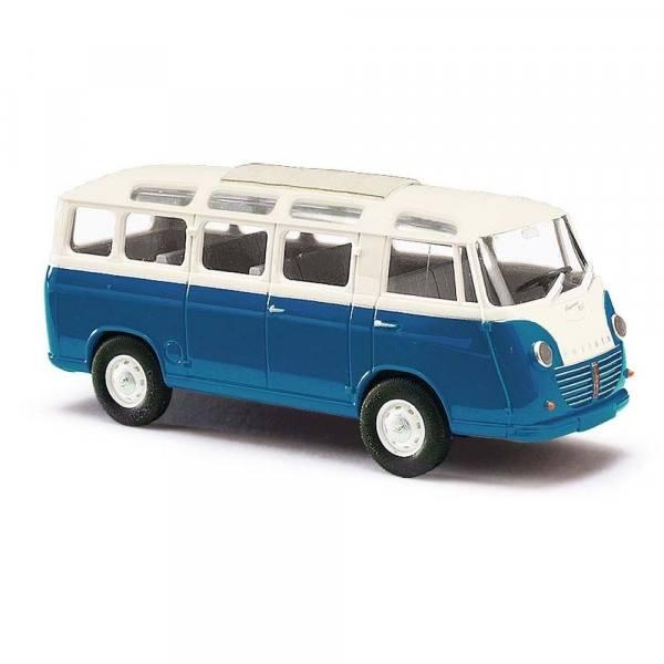 94151 - Dreika - Goliath Express 1100 Luxusbus, blau/creme