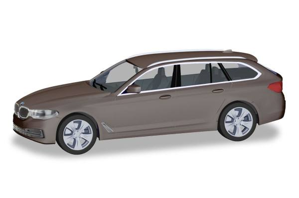 430708 Herpa Bmw 5er Touring G31 Atlaszeder Metallic