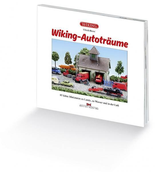 """000645 - Wiking - Buch """"Wiking Autoträume"""""""
