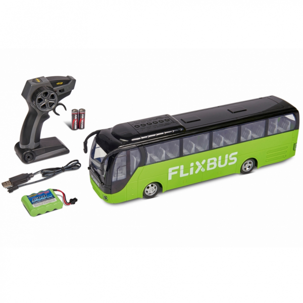 CARSON - RC Modell FlixBus 2.4 Ghz RTR
