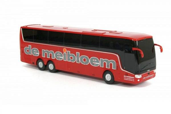 "8-1148r - Holland Oto - Van Hool TX16 Astron Reisebus ""de Meibloem"" rot, BE"