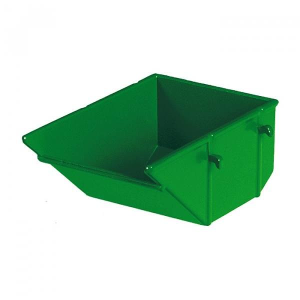506/1230 - NZG - Abfallcontainer, grün