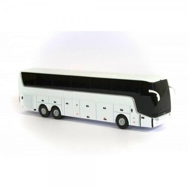 8-1055 - Holland Oto - Van Hool TX16 Astron Reisebus - weiß -