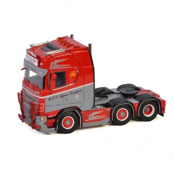 01-3176 - WSI - Scania S HL 6x2 3achs Zugmaschine - R.S.T Rijvers Transport - NL -