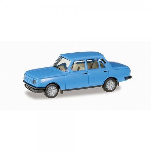022705-003 - Herpa - Wartburg 353 ''85, lichtblau