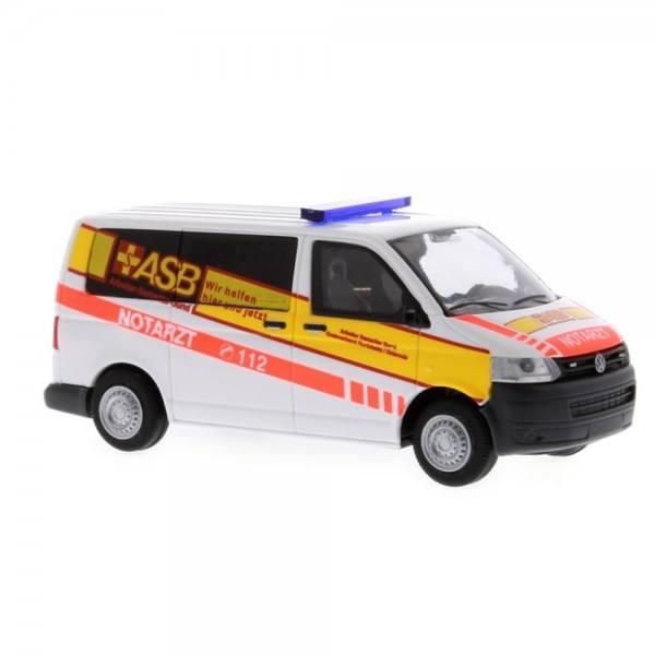 "53428 - Rietze - VW T5 GP Bus - NEF ""ASB - Bad Lauterberg, Notarzt"""