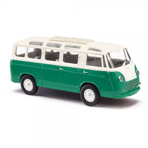 94152 - Dreika - Goliath Express 1100 Luxusbus, grün/creme