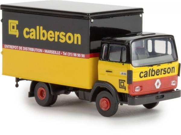 "34853 - Brekina - Renault JN90 Koffer-LKW ""Calberson Marseille"""
