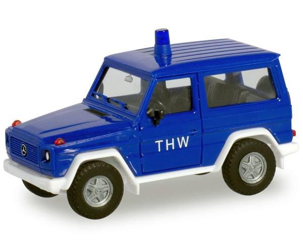 094825 - Herpa Basic - Mercedes-Benz G-Klasse 2-türig - THW