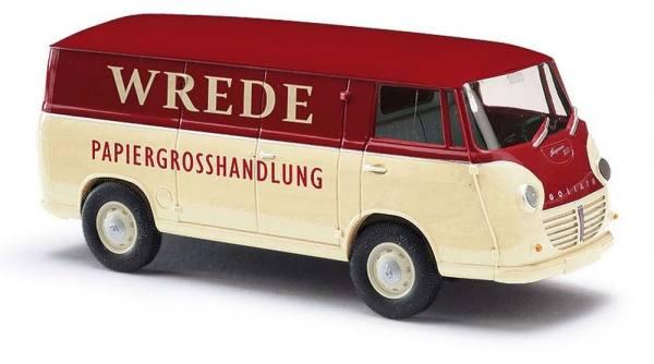 """94010 - Dreika - Goliath Express 1100 Kastenwagen """"Wrede Papiergroßhandlung"""""""