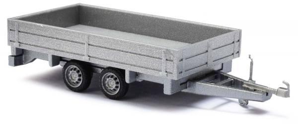59958 - Busch - Transport-Anhänger mit Tandemachse