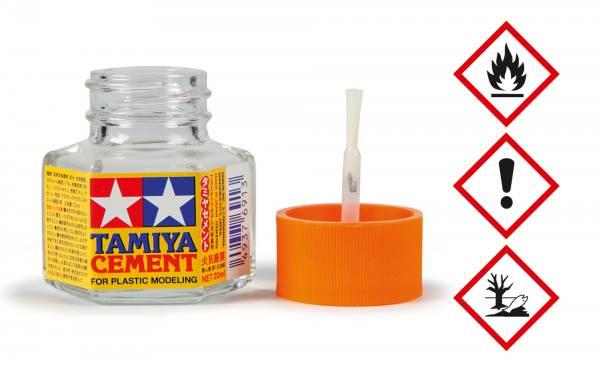 87012 - Tamiya - Cement / Plastikkleber 20 ml