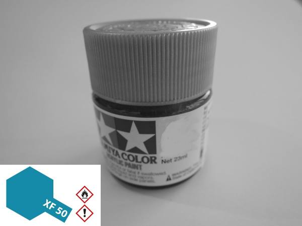 81350 - Tamiya - Acrylfarbe 23ml, feld matt XF-50