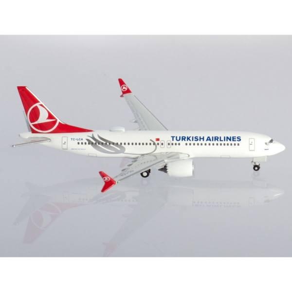 "533768 - Herpa - Turkish Airlines Boeing 737 Max 8 ""Tokat"""