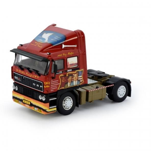 75403 - Tekno - DAF 3600 4x2 2achs Zugmaschine - Drieban - NL - Truckstar Legends -