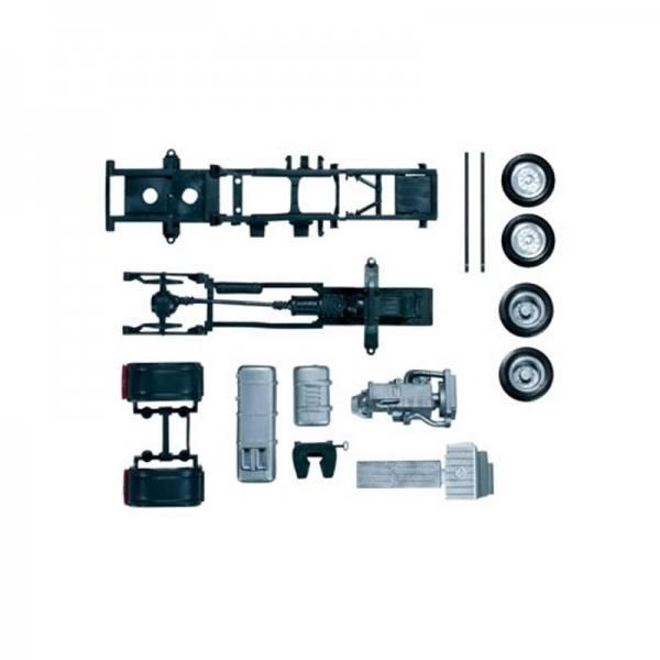 083652 - Herpa - TS Mercedes-Benz Actros 2011  Fahrgestell 4x2 Zugmaschine - 2 Stück