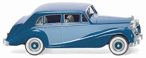 083803 - Wiking - Rolls Royce Silver Wraith -blau-