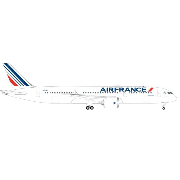 530217-001 - Herpa Wings - Air France Boeing 787-9 Dreamliner - F-HRBH -