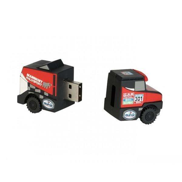 810227 - USB-Stick RallySport DAKAR Truck - 16GB - Mammoet