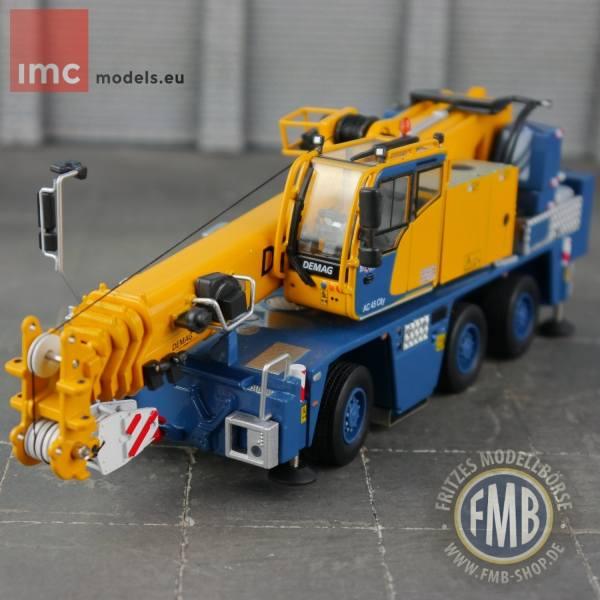 33-0114 - IMC Models - DEMAG AC 45 City Mobilkran mit kleinen Reifen