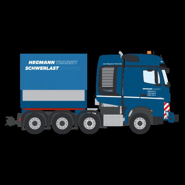 32-0139 - IMC - Mercedes-Benz Actros BigSpace 8x4 4achs Zugmaschine - Hegmann