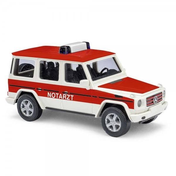 """51411 - Busch - Mercedes-Benz G-Klasse (W463) 1990 """"Notarzt"""""""