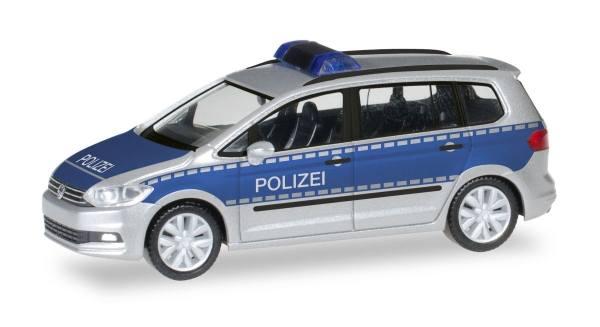 """092463 - Herpa - VW Touran Funkstreifenwagen """"Polizei Niedersachsen"""""""