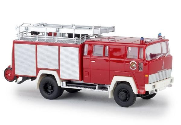 """58808 - Brekina - Magirus D Löschfahrzeug LF16 """"Feuerwehr Stadt Essen"""""""